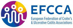 European Federation of Crohn's & Ulcerative Colitis Associations (EFCCA) logo