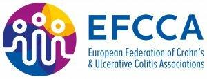 European Federation of Crohn's & Ulcerative Colitis Associations (EFCCA) logo